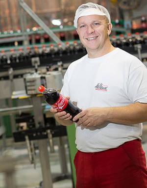 Coca Cola Hellenic | IBG Referenzen