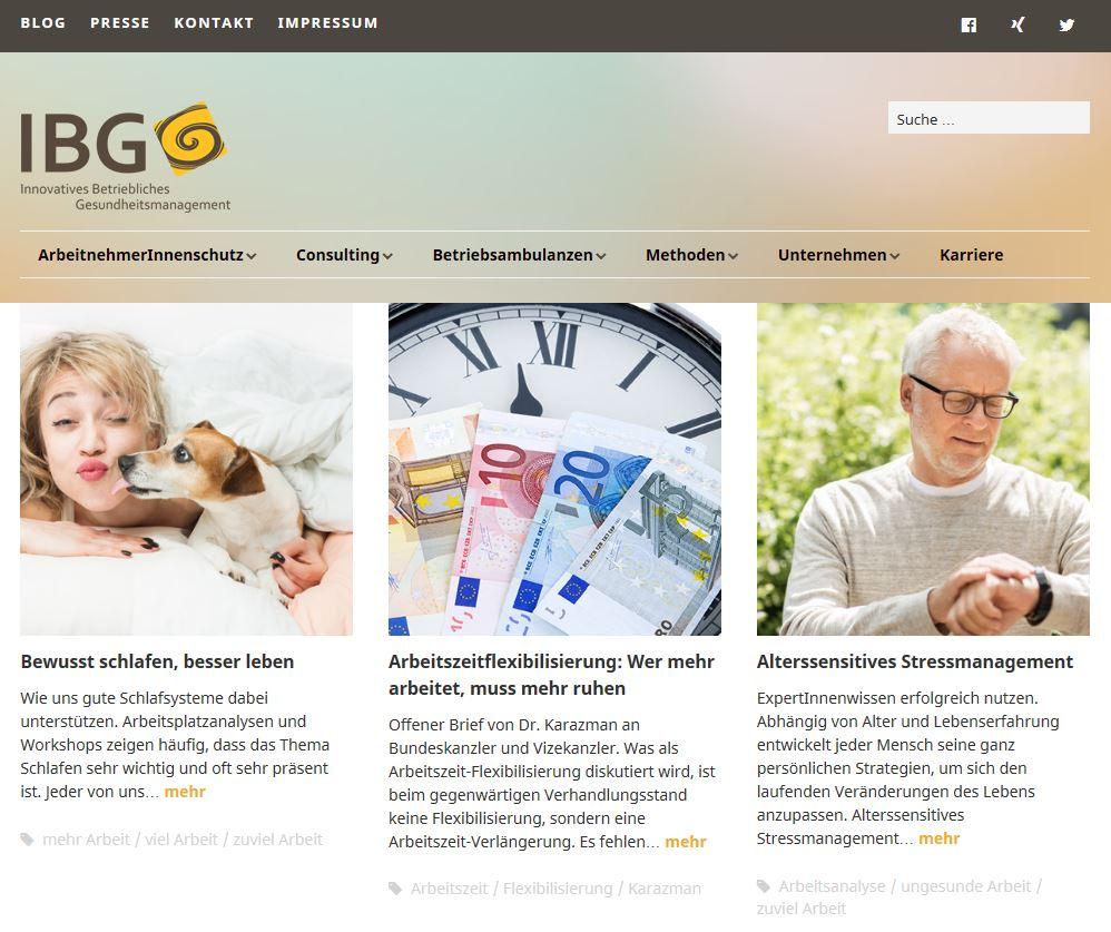 IBG Blog