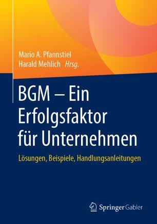 IBG-Buch-Beitrag BGM Ein Erfolgsfaktor für Unternehmen