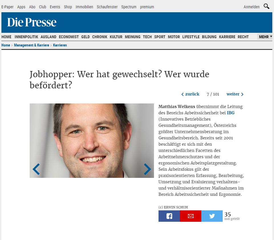 DiePresse | Matthias Welkens