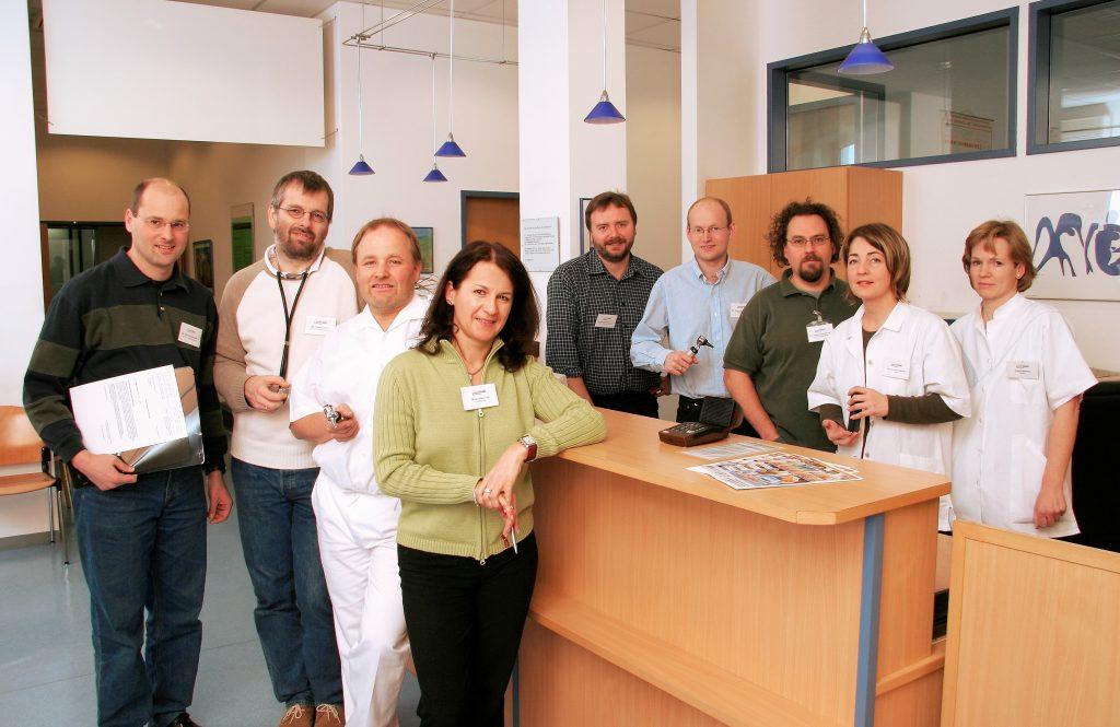 IBG Team Linz 2005