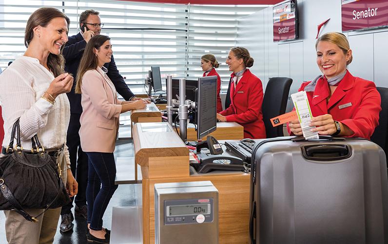 Austrian Airlines | IBG Projekt
