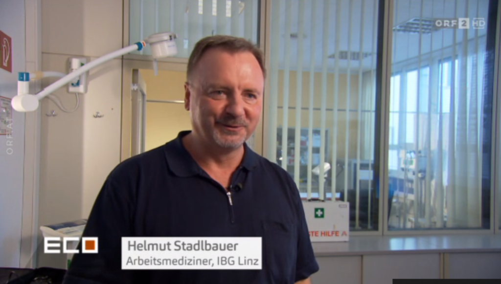 Helmut Stadlbauer | ORF Eco