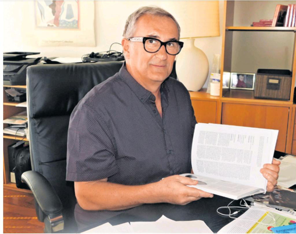 Rudi Karazman | IBG Gründer